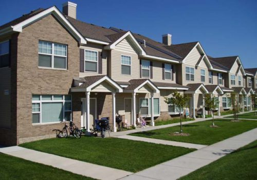 Maple Lakes Townhomes