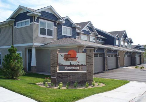 Sienna Ridge Townhomes